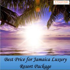 Best price for Jamaica luxury resort package  #rtravelclub, #Luxuryvacation, #romanticplace, #luxuryresortpackages
