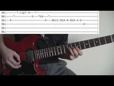 Say It Ain't So by Weezer – Full Guitar Lesson & Tabs
