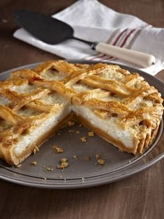Salty flora paste - www. Greek Sweets, Cheese Pies, Savory Tart, Greek Recipes, Breakfast Recipes, Food Porn, Food And Drink, Favorite Recipes, Snacks