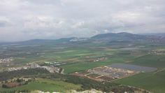 Jezreel (God Will Sow)Valley, Israel ' s breadbasket