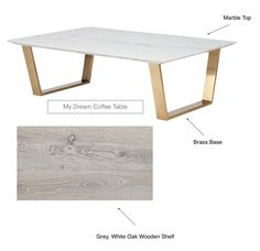 modern coffee table - marble top coffee table - center table