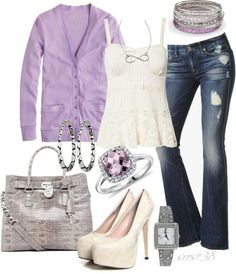 PURPLE passion ... W/out the heels!