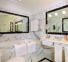 WHITE BATHROOM :)