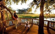 Vintage Safari, Okavango Delta, African Nations, Sight & Sound, Camping Games, Game Reserve, Canoe, Wilderness, Swimming Pools