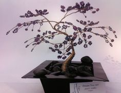This is a beautiful tree. It's on my wish list. I love the purple! Valentine's Day!