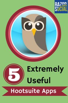 Hootsuite Apps: 7 Extremely useful apps for Hootsuite