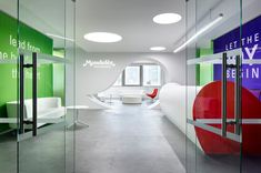 Mondelez Offices - Moscow - Office Snapshots
