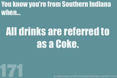 Finally - someone else points this out!!  I remember when we would ask people what kind of Coke they wanted, and what we really were asking was if they wanted Coke or Tab or Pepsi, 7-Up, Dr. Pepper, etc.Not Soda! Not Pop!