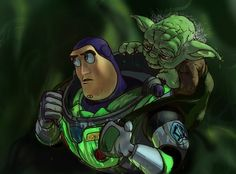 Disney/ Star Wars mash ups
