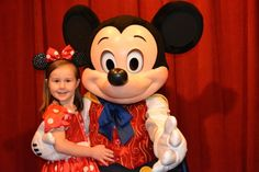 Top Six Meet and Greets at the Magic Kingdom - No. 1: Talking Mickey (Town Square Theater) / Click to read this great article from the TouringPlans Blog.  Learn how you can get a free TouringPlans subscription from http://www.buildabettermousetrip.com/free-touring-plans
