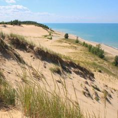 The Indiana Dunes, Indiana - The Best Beaches in the USA - Coastal Living