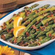 Pistachio Orange Asparagus Recipe Azure Standard natural and organic ingredients would be amazing in this recipe! Contact us at today 785-380-0034 if you are interested in having high quality affordable organics delivered to your area.