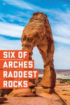 Arches National Park in Utah spans over 70,000 acres filled with curious formations, breathtaking natural beauty, and seriously stellar sandstone.