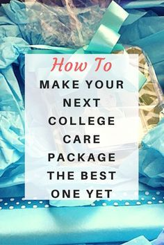 How to Make Your Next College Care Package the Best Yet College Mom, College Student Gifts, Scholarships For College, College Students, College Years, College Graduation, Graduation Ideas, College Dorm Essentials, College Checklist