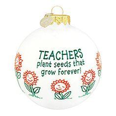 teacher christmas