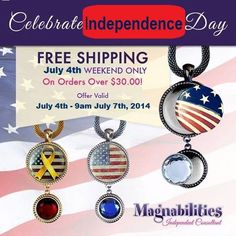 http://www.lisza.magnabilities.com Free shipping on order over $30 and all enrollment kits!