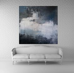 painting acrylic abstract large art by KrisGMixedMediaArt on Etsy