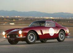 Ferrari 250GT SWB Berlinetta Competizione verkocht voor $8 miljoen