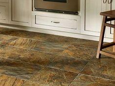 Vinyl Flooring in the Kitchen | Kitchen Designs - Choose Kitchen Layouts & Remodeling Materials | HGTV