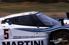 #5 Martini Lancia LC2-83/85: Henri Pescarolo, Mauro Baldi at 24 Hours of Le Mans