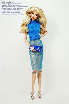 www.DollsWorld.de - The Valley of the Dolls :: Into The Blue