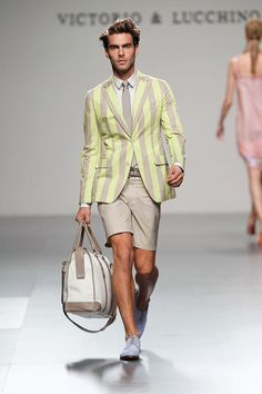 Victorio & Lucchino Spring/Summer 2012      PERFECTION from head to fucking toe