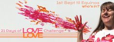 21 DAYS OF LOVE CHALLENGE  Join me as I joyfully deep dive LOVE LIFE for 21 days – it's a delicious detox, a vibration upgrade! Are you up for it? Love Challenge, Passion Project, 21 Days, Love Life, Detox, Join, Challenges, World, The World