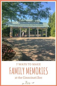 We loving visiting zoos as a family! They are such a great way to make forever memories and the Cincinnati Zoo proved to be a great place to make family memories. Check this out for 7 ways you can make those memories with your family. Cool Places To Visit, Great Places, Places To Travel, Family Vacation Destinations, Amazing Destinations, Travel Destinations, Family Vacations, Adventure World, Family Adventure