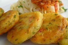 Fantastické zemiakové fašírky so slaninkou a cibuľou - Báječná vareška No Salt Recipes, No Dairy Recipes, Top Recipes, Vegetable Recipes, Great Recipes, Cooking Recipes, Czech Recipes, Ethnic Recipes, Modern Food