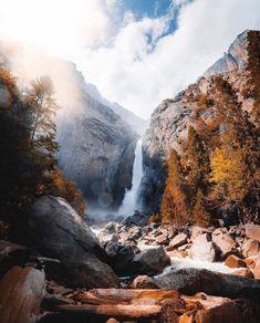 "FOLK on Instagram: ""Drifting away on today's favorites: 1.) @jguzmannn 2.) @connormollison 3.) @rachyhannahphoto 4.) @jessolm 5.) @karl_steinegger 6.)…"" Yosemite Falls, Banana Milkshake, Vegan Smoothies, High Calorie Meals, Energy Snacks, Natural Sugar, On Today, Natural Flavors, Fresh Vegetables"