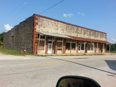 Downtown Pyatt Arkansas