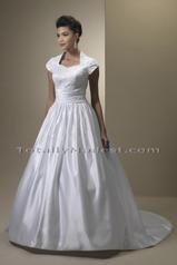 Sueann MODEST WEDDING DRESS Totally Modest WEDDING dresses, BRIDESMAID & PROM dresses w/ sleeves