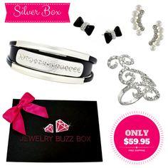 Silver Build A Box