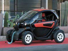 Renault Twizy: compacto, 100% elétrico e com valor médio de 7 mil euros