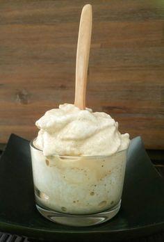 Crema al caffé…zero calorie! Gelato, Zero Calorie Foods, Healthy Sweets, Calories, Ice Cream Recipes, Low Sugar, Something Sweet, Light Recipes, Romanian Food
