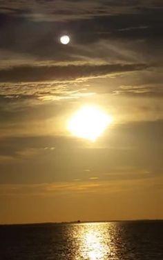 Disso Voce Sabia?: INCRÍVEL APARIÇÃO - Segundo Sol é Filmado nos Estados Unidos, PLANETA X NIBIRU?