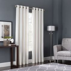 Product Image For Bianca Window Curtain Panel