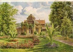 Brunnenpavillon 1952