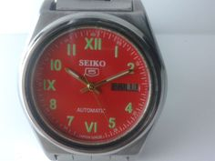 100% GENUINE RARE VINTAGE GENT'S SEIKO 5 AUTOMATIC 17 JEWELS JAPAN  WRIST WATCH #SEIKO5 #LuxuryDressStyles