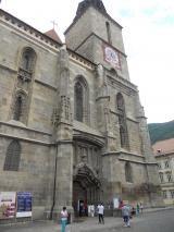 Biserica Neagra, Brasov Romania, Notre Dame, Street View, Travel, Viajes, Destinations, Traveling, Trips