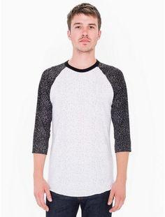 #American apparel 3/4 #sleeve raglan #shirt,  View more on the LINK…