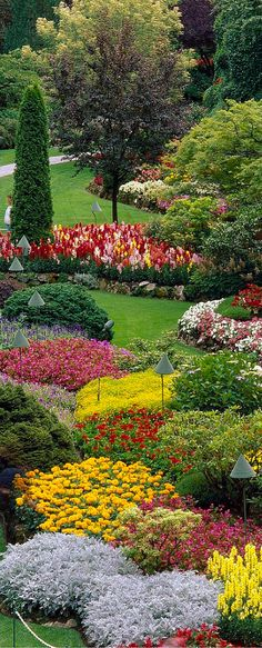 Victoria is known as the 'City of Gardens'.