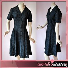 Vintage 1960s MOD Embroidered Dagger Collar Shirtfront Shift Scooter Dress #mod http://www.ebay.co.uk/itm/Vintage-1960s-MOD-Embroidered-Dagger-Collar-Shirtfront-Shift-Scooter-Dress-UK10-/371643123811?ssPageName=STRK:MESE:IT
