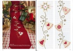 Cross Stitch World: Christmas Motiv