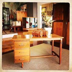 ANOUK offers an eclectic mix of vintage/retro furniture & décor.  Visit us: Instagram: @AnoukFurniture  Facebook: AnoukFurnitureDecor   June 2016, Cape Town, SA. Cape Town, Decoration, Office Desk, Corner Desk, Mid Century, Facebook, Photo And Video, Instagram, Furniture