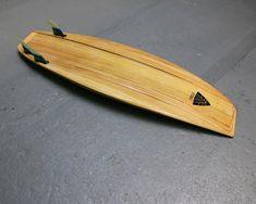 Wooden Channels #woodensurfboard #asymmetrical #paulownia #cork #itobu