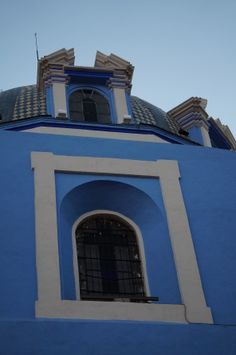 Detalle de Templo de la Limpia Concepción en Puebla, Puebla. Mex. Foto tomada por KiraBrilla 13/12/13