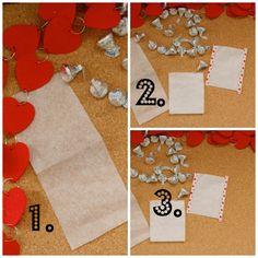 Wax paper treat bags