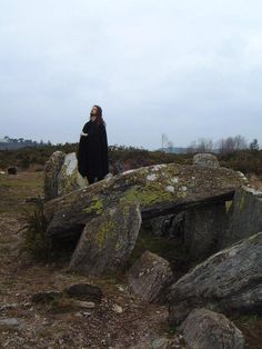 Was witchcraft anglo-saxon and druidry celtic?
