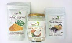 Un Regalo a tu salud!!! Si cuidas tus comidas es hora de prepararlas con un cariño especial. Un pack con productos naturales para elaborar tus comidas preservando tu salud. http://naturalexpres.es/pack/1754-pack-de-regalo-3.html